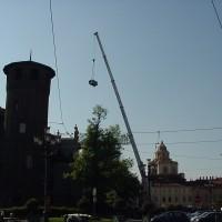 Restauro conservativo di Palazzo Madama di Torino