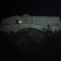 Illuminazione monumentale del Forte di Bard