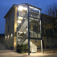 """Riqualificazione Liceo Francese """"J. Giono"""" di Torino"""