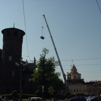 Preservative restoration of Palazzo Madama in Turin