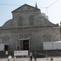 Development operations and equipment of the public places for the exhibition 2010 of the Shroud of Turin