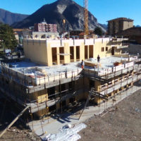 Construction of a new municipal nursery school in Gravellona Toce (Verbano)