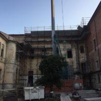 """Ristrutturazione dell'ex Ospedale Civile di Carignano con destinazione a Hospice """"Alfredo Cornaglia"""""""
