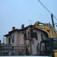 Demolizione di fabbricato esistente e realizzazione di n. 2 unità abitative residenziali nel comune di San Mauro Torinese